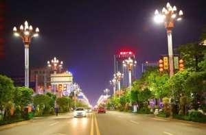 大朗市富华路、松佛路将实施绿化路灯提升工程桦甸